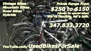 Used Bikes For Sale contact