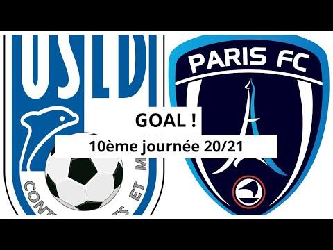 Dunkerque Paris FC Goals And Highlights