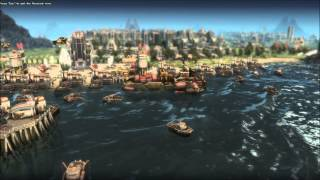 Anno 2070 - Montage - Part 2 of 3