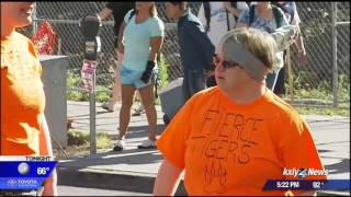 Special Olympics athletes take on Hoopfest