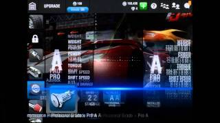 Racing Rivals Ford GT-R Maxed Setup Tutorial