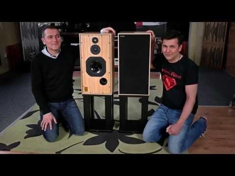 Harbeth Super HL5 PLUS Lautsprecher - präsentiert von LOFTSOUND HIFI
