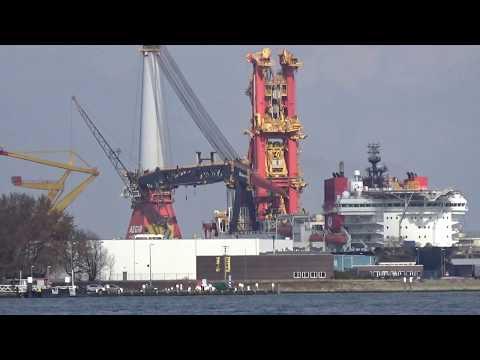 Aegir Deepwater Construction Vessel (DCV)
