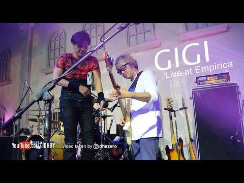 GIGI - Nirwana Live at After Hours Music 2016 - Empirica SCBD, Jakarta