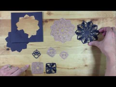 Creating with Spellbinders™ Shapeabilities® Cut • Fold • Tuc