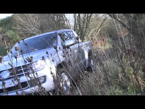 The Volkswagen Amarok Off-Road Challenge   Volkswagen Commercial Vehicles