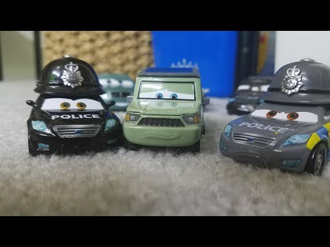 Disney Pixar Cars 2 Short: THE SECRET HAS BEEN REVEALED!!! - The Cars Police Short Season 1 Finale