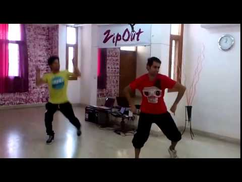 Party On My Mind Race 2 Bollywood Fusion Choreography