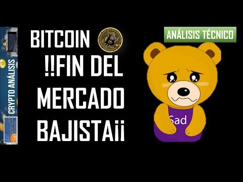 Análisis Bitcoin/Btc - !!FIN DEL MERCADO BAJISTA¡¡