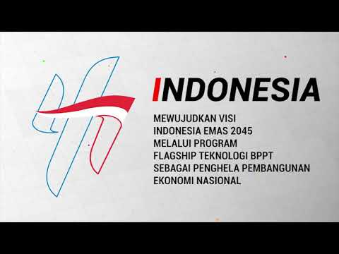 Logo HUT BPPT 41 Tahun dan Wesbiste BPPT.go.id