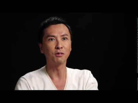 DRAGON (WU-XIA) -  Behind the Scenes with Donnie Yen