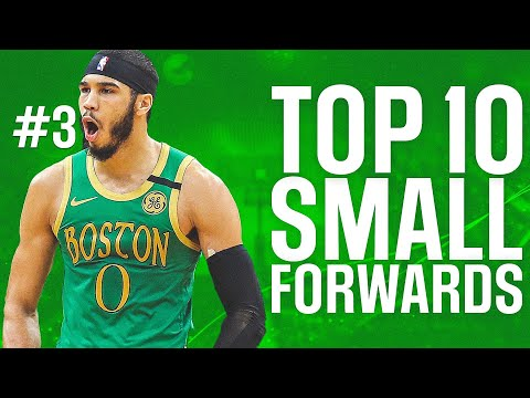 Top 10 Small Forwards After The 2019-2020 NBA Season