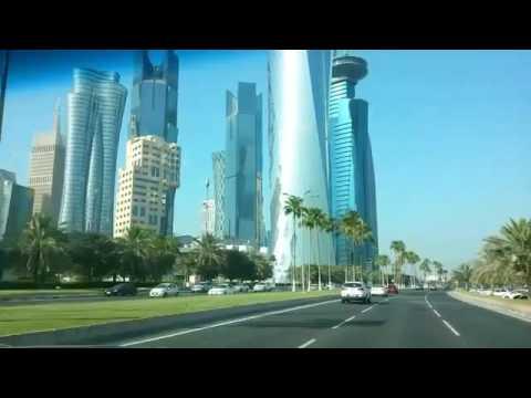 QATAR: Kota Doha Setelah Asian Games 2006 Lalu (Marissa Haque Ikang Fawzi)