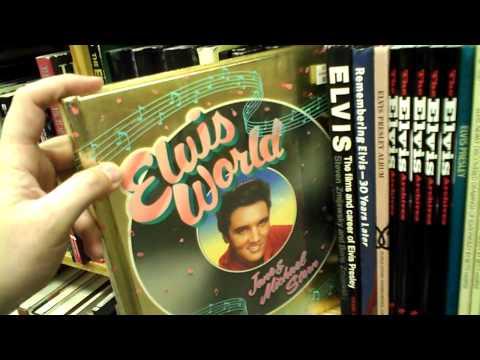 Used Elvis Books