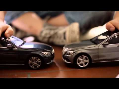 Mercedes benz the uncrashable toy cars youtube for Mercedes benz toy cars