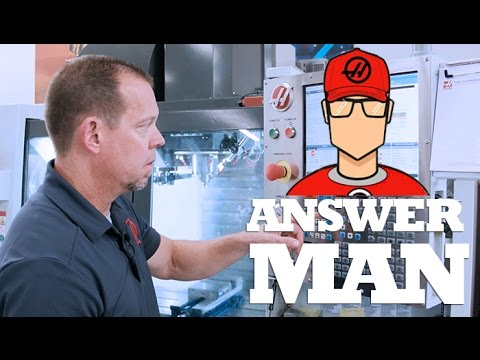Connect Your Haas Machine to the Internet – Ask the Haas Answer Man
