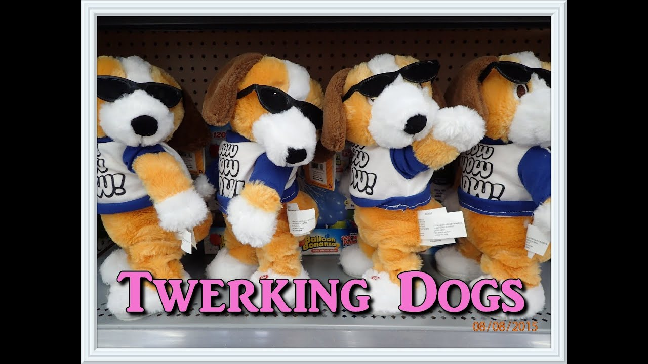 Walmart Toys Puppy : Twerking toy dogs walmart adventures twogs youtube