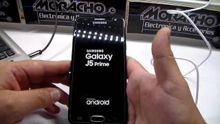 Samsung J5 Prime No Prende - Murió De Repente
