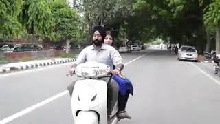funny caliph India and daniyal sheikh