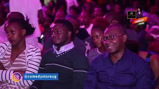 Alex Muhangi Comedy Store Jan 2018 - Mc Mariachi(Snoop Dogg)