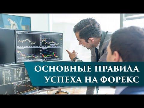 Правила торговли на рынке Форекс
