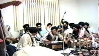Bhai Mehar Singh Jee -  Howell NJ, April 28, 2001