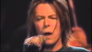 David Bowie – Word On A Wing (Live Paris 1999)
