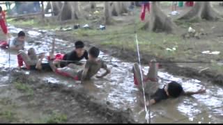 challenge valley the mud
