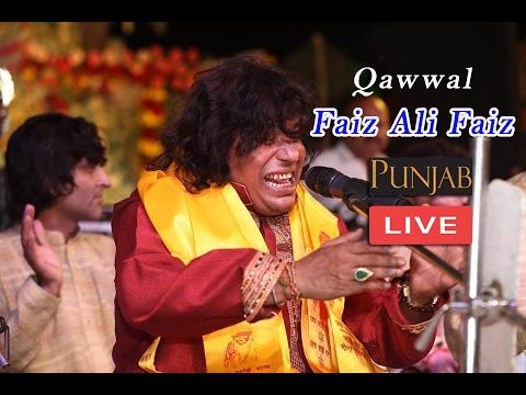 """Qawwal Faiz Ali Faiz """"Dam Mast Qalandar"""""""