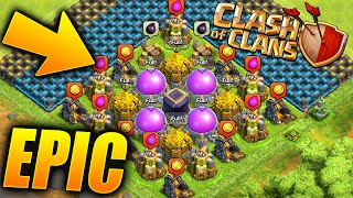 "Clash of Clans – MOST LOOT WORLD RECORD After Update!! ""MY BIGGEST RAID EVER!!"" (CoC Loot Record!!)"