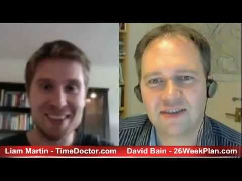 Benefits of Outsourcing - Liam Martin from Time Doctor