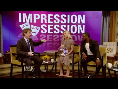 Impression Session with Martin Short & Kevin Hart