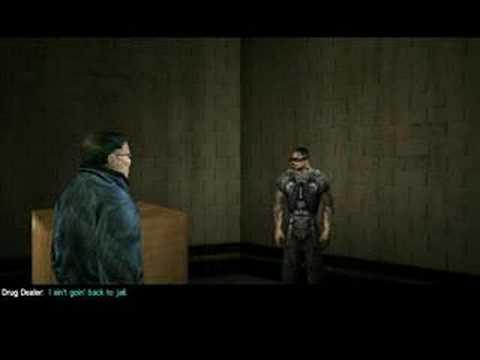 Deus Ex The Drugdealer Youtube