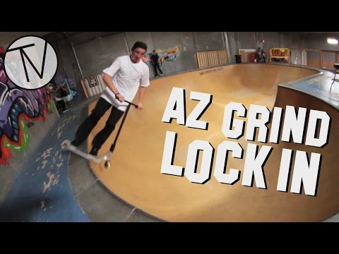 The Vault Does Arizona - AZ Grind Lock In │ The Vault Pro Scooters