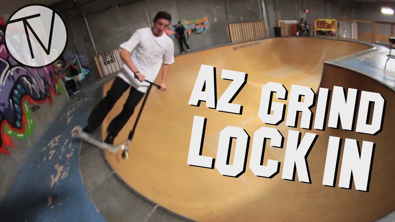 The Vault Does Arizona Az Grind Lock In The Vault Pro Scooters