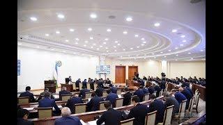 "O'zbekiston Prezidenti 21-iyun kuni videoselektor yig'ilishi o'tkazdi (""O"