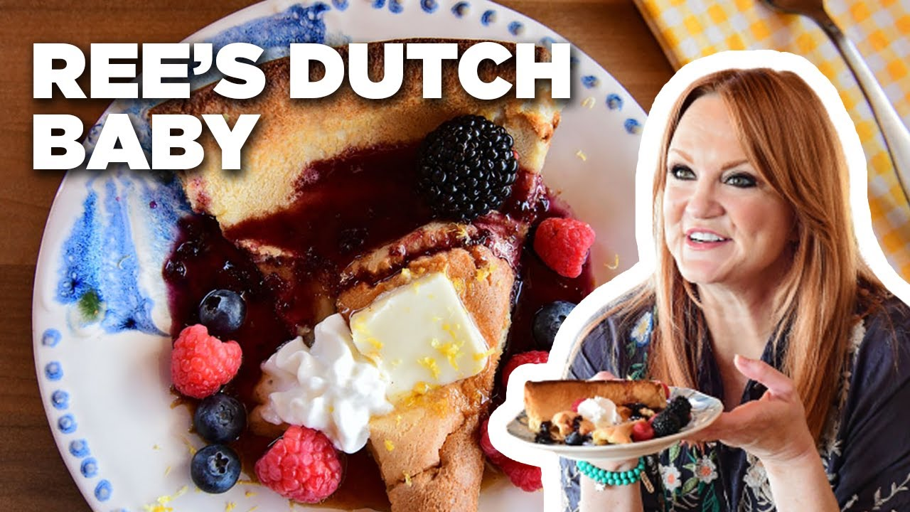 How to Make a Dutch Baby with The Pioneer Woman   Food ...