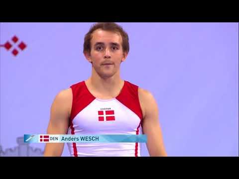 2017 Male Tumbling World Championships Finals