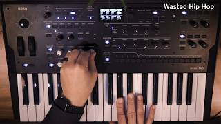 Korg Wavestate Sound Compilation