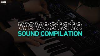 Korg Wavestate Sound Compilation