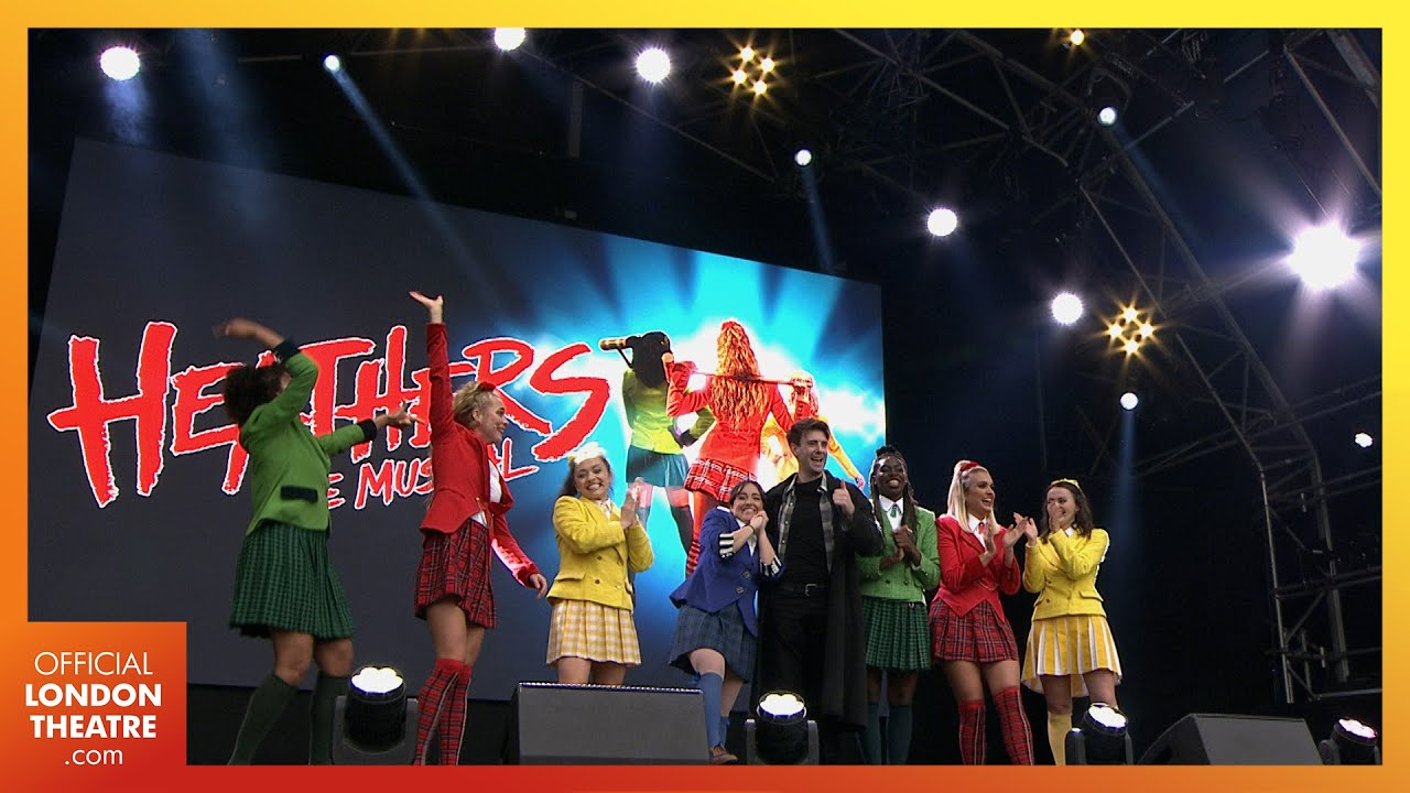 Download Heathers   West End LIVE 2021