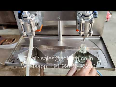 Digital Liquid Filling Machine, Digital Liquid Filler