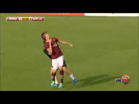 EURO 2016 YOUNG STARS - CROATİA TİN JEDVAJ