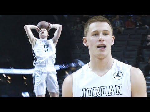 Donte DiVincenzo High School Highlights (2015)