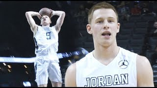 Donte DiVincenzo Before The Fame! High School Highlights (2015)