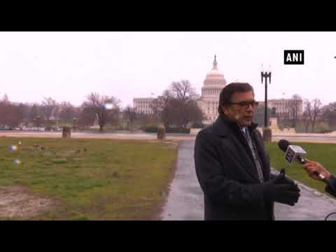 Washington DC (USA), Mar 22 (ANI): A Spokesperson for Free Karachi Campaign Nadeem Nusrat said that the Pakistan Army in the last few years has become radical and begun supporting jihadist groups, which are being used to kill minorities and rights activists in the Islamic nation. He added that the Pakistan judiciary is unable to exercise its due role. ---------------------------------------------------------------------------------------------- ☛ Subscribe to our Youtube Channel - https://goo.gl/k1Aee1 ☛ Visit our Official website: https://www.aninews.in/  Enjoy and stay connected with us!! ☛ Like us: https://www.facebook.com/ANINEWS.IN ☛Follow us : https://twitter.com/ANI ☛ Circle us : https://goo.gl/QN5kXy ☛ Contact us : shrawankp@aniin.com