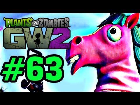 Plants Vs Zombies 2 3D - Hoa Quả Nổi Giận 2 3D: ĐẦU NGỰA CỦA CHOMPER #63