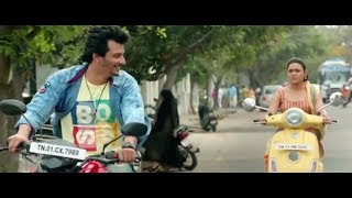 யாரடியோ அழகதன் yaaradiyo song lyrics Jiiva in Gorilla || Tamil Pazhagu