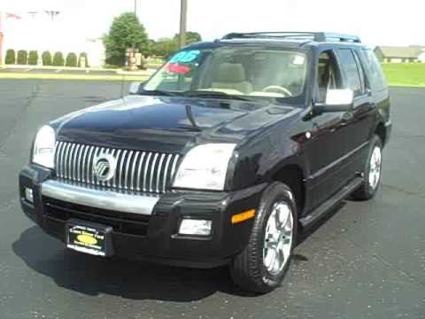 Court Street Ford 2006 Mercury Mountaineer Premier P5811