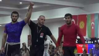 ADILOV ELDAR (RUS) V MURTAZALIEV ABDURAHMAN (KGZ) FINAL 84kg.